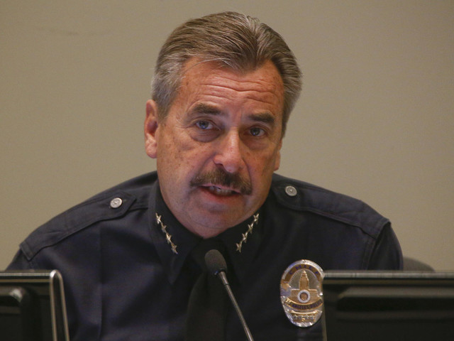 Here's how the LAPD has transformed over the course of Charlie Beck's career