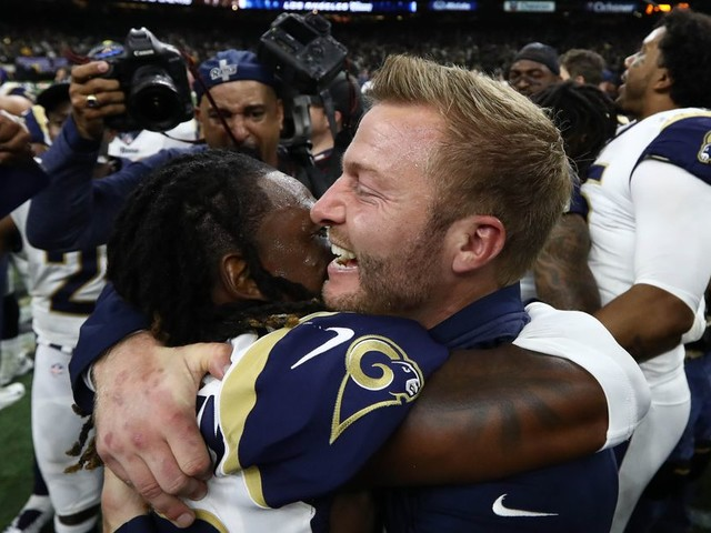 Greg the Leg Is a God, and the Other Unlikely Moments That Sent the Rams to the Super Bowl