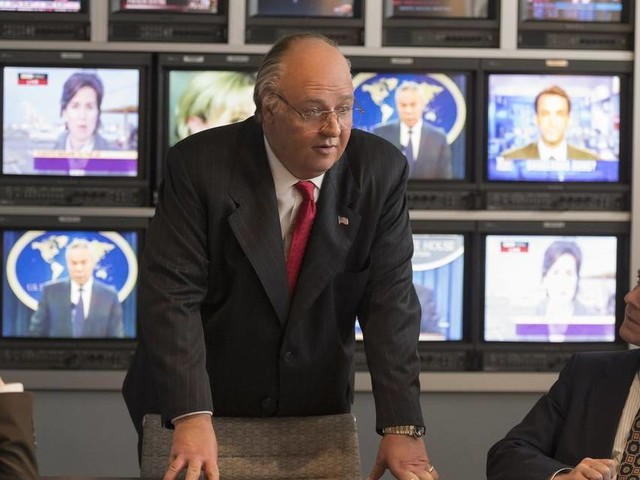 What to Watch on Sunday: Russell Crowe is Fox News' Roger Ailes in new Showtime series