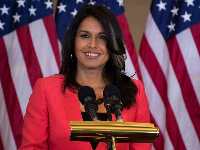 Hawaii Representative Tulsi Gabbard Says She Will Run For President In 2020