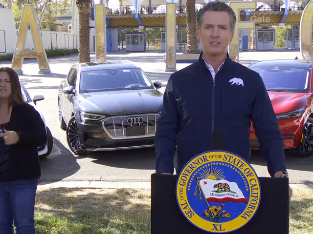 California Will Only Allow Sales Of New Zero Emission Vehicles By 2035