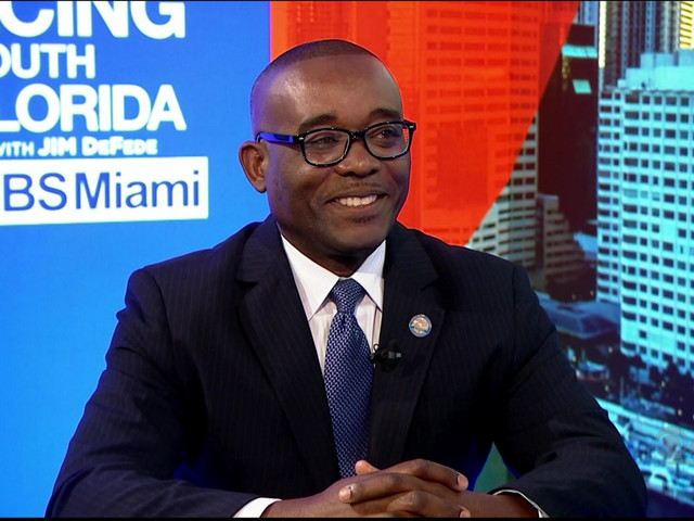 Facing South Florida: One-On-One With Jean Monestime