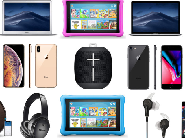 Apple iPhones, MacBooks, Xbox games, Bose headphones, and more on sale for Oct. 25 in the UK
