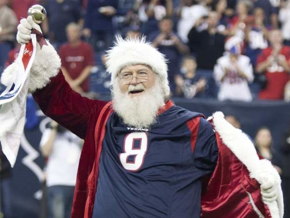 Christmas Day Football Schedule: No NFL or CFB Games on TV Today