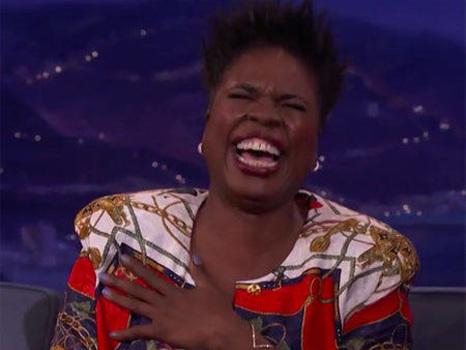 """Leslie Jones Reveals She Has a """"Secret"""" Boyfriend"""