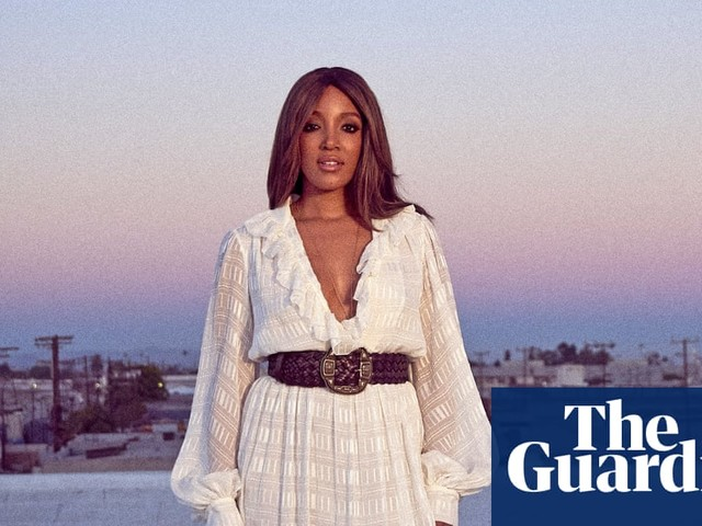 'The boat has been rocked': Mickey Guyton, the Grammys' first Black solo female country nominee