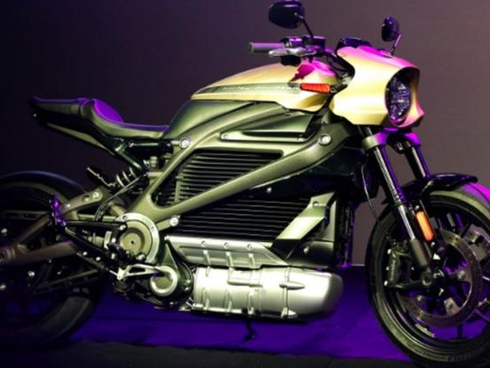 """Harley Davidson Unveils """"LiveWire"""" Electric Motorcycle That Goes 0-60 In 3 Seconds"""