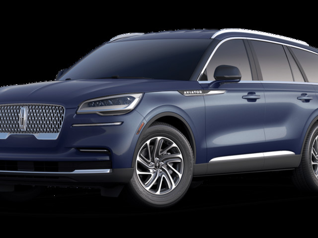 Ace of Base: 2020 Lincoln Aviator Standard