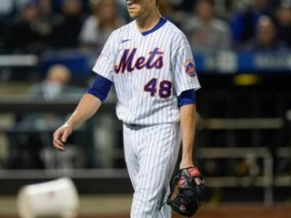 LEADING OFF: deGrom, Scherzer get checked after early exits