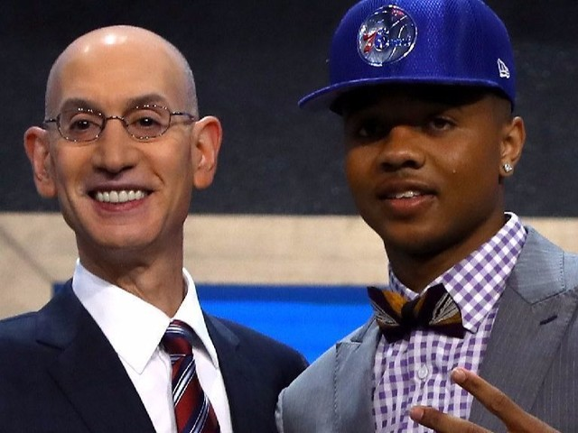 Markelle Fultz goes first to Philadelphia in NBA draft as teams look for ways to compete with Warriors