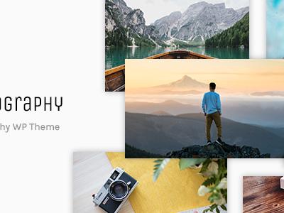 Lens Photography - Photography Portfolio WordPress Theme (Photography)