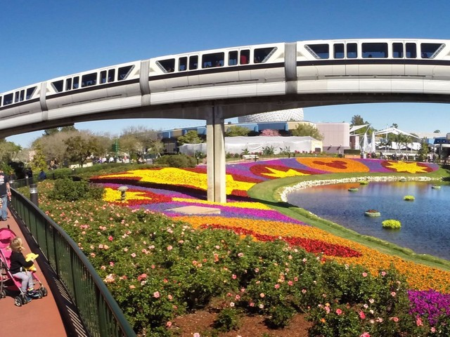 Disney World's Monorail is endearing ride from children to pub crawlers