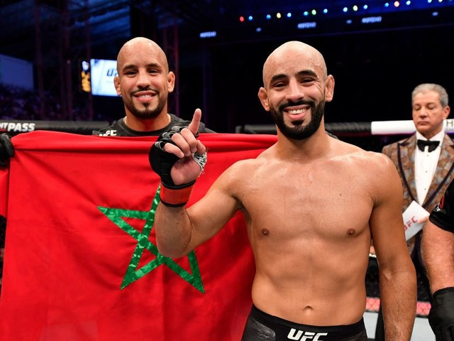 Feature: UFC fighters help sportswash Morocco's occupation of Western Sahara