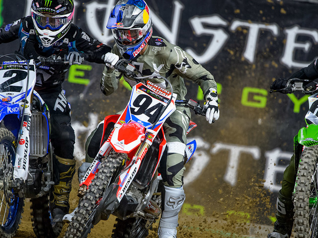 2018 San Diego Supercross | Race Gallery - Octopi Media's Best Images From Round 6