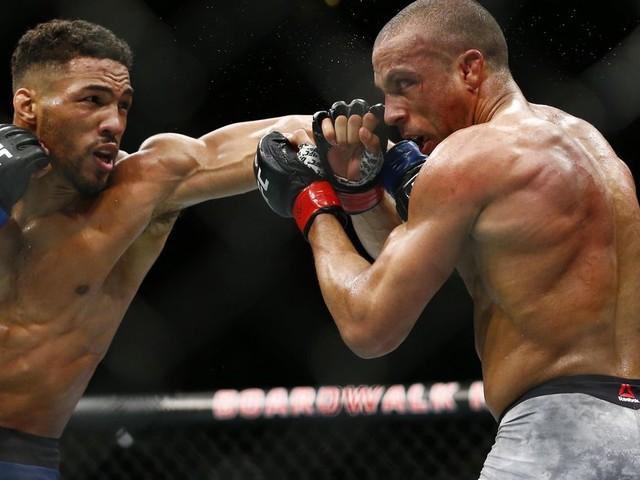 UFC AC recap: Lee mauls Barboza for TKO win