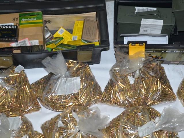 California mass killer had arsenal of guns, ammo at his home