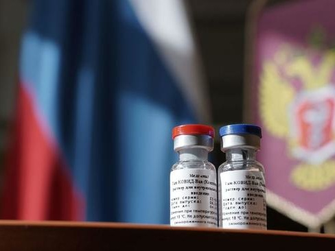 Israel In Talks To Buy Russia's COVID Vaccine