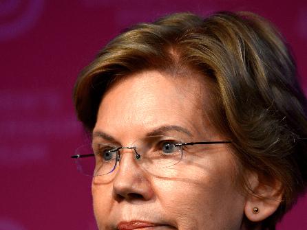 Elizabeth Warren: 'Trump Embarrasses America on the World Stage'