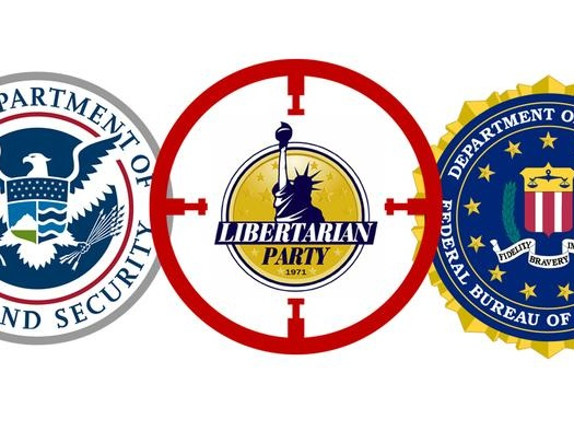 Jim Bovard: The Feds Are Coming For Libertarians