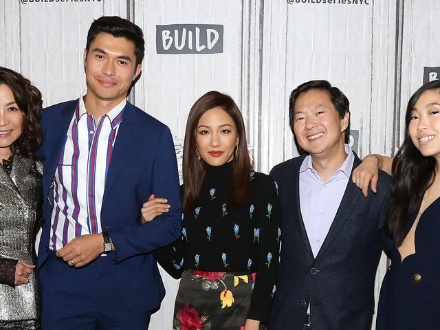 'Crazy Rich Asians' Stars Explain Why Representation Matters