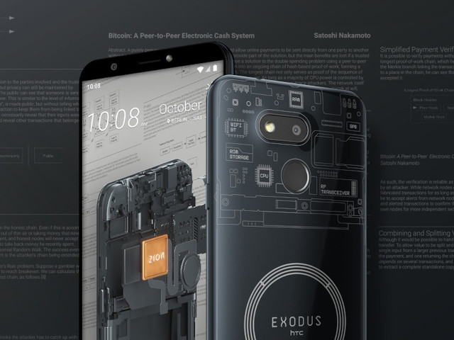 HTC's Budget Blockchain Phone Is Exciting