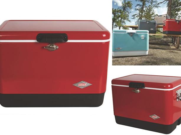 $80.99 (Reg $128) Coleman 54-Quart Steel Belted Cooler + FREE Shipping