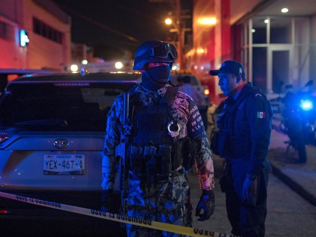 An arson attack on a bar in Mexico killed at least 23 people