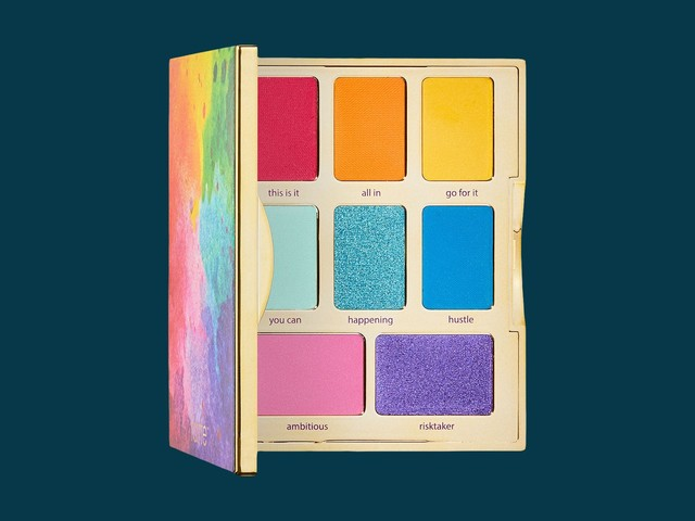 8 Colorful Eyeshadow Palettes That Will Instantly Brighten Your Day