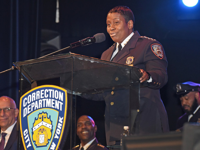 NYC correction officers ordered to stop calling inmates 'perps'