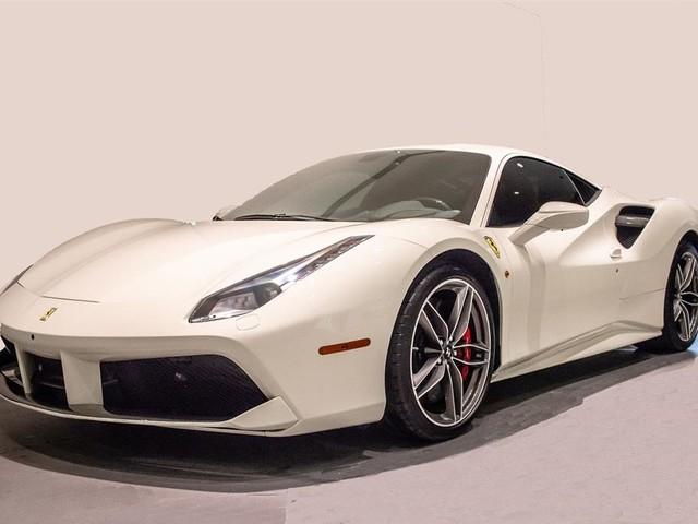 "2019 Ferrari 488--GTB ""PRICED IN CANADIAN DOLLARS"""