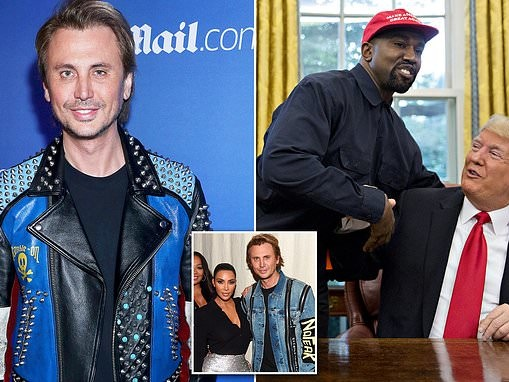 Foodgod insists and Kanye West will end up in the White House