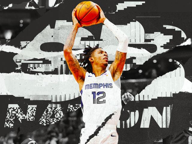 Ja Morant is proving his stardom on the NBA's biggest stage
