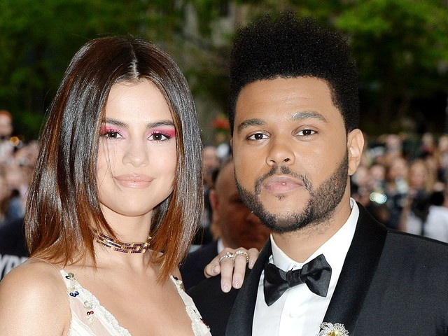 Selena Gomez Cozies Up To The Weeknd & Cheesecake In New Footage