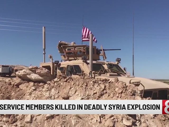Syria attack kills 4 Americans, raising questions on pullout