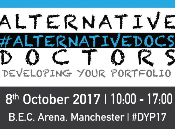 Alternative Doctors 2017 – Developing your portfolio