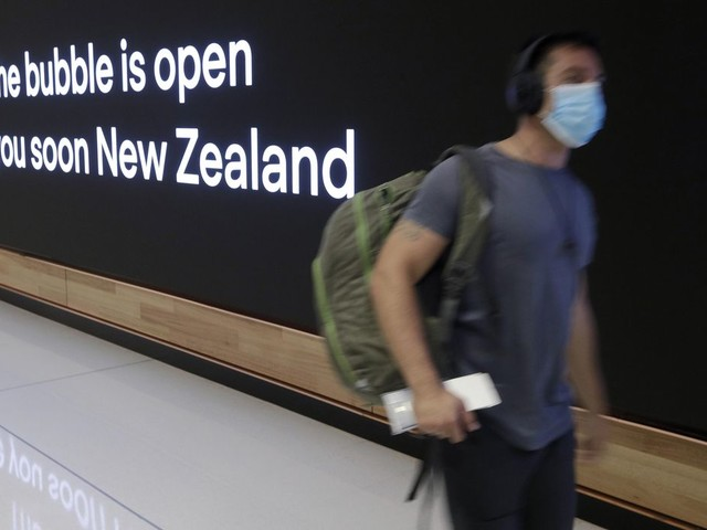 Australia-New Zealand travel bubble brings relief, elation
