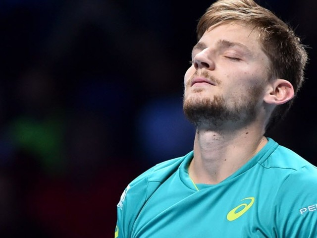 David Goffin upsets Roger Federer, will face Grigor Dimitrov for ATP Final