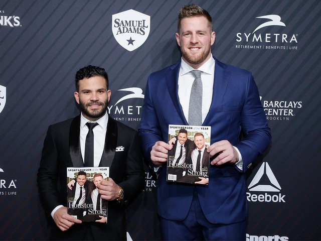 The 10 best moments from Sports Illustrated's Sportsperson of the Year event