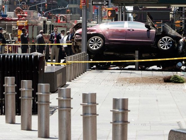 How Can You Stop Cars From Plowing Into Crowds?