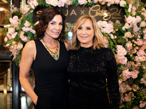 'RHONY': Sonja Morgan Reveals Why She's 'Happy' Bethenny Quit & How The Show's Now 'Totally Different'