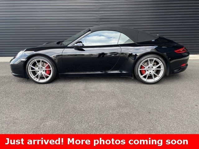 2017 Porsche 911--Carrera--S--Cabriolet