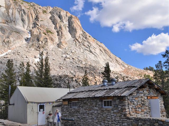 Yosemite's High Sierra camps staying shut this year