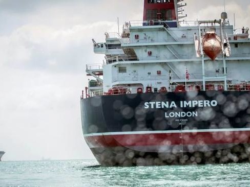 UK Tanker Seized By Iran Released After Two Months In Captivity