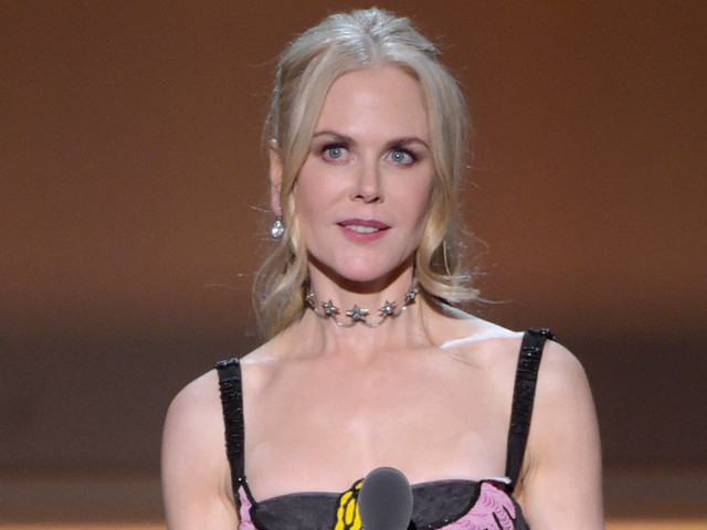 Nicole Kidman Gives Stirring Speech On 'Good Love' At Glamour Women Of The Year Awards