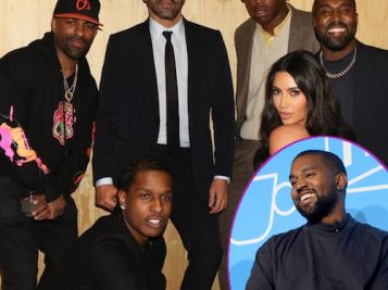 Kanye West Gets Laughed At Over 2024 Presidential Aspirations, Hosts 'Follow God' Movie Event With Kim, A$AP Rocky, DJ Clue, Tyler the Creator & More!