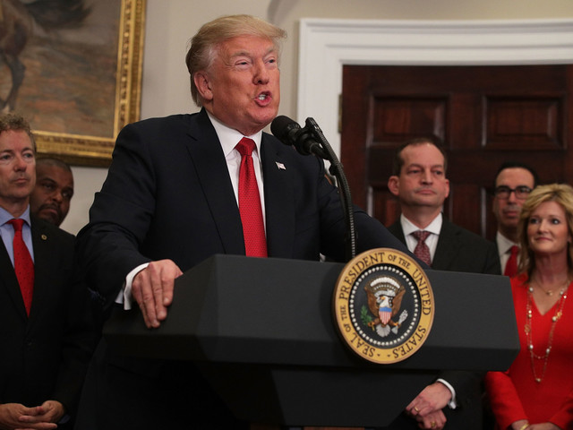 How Will Trump's Attack on the ACA Affect Your State?