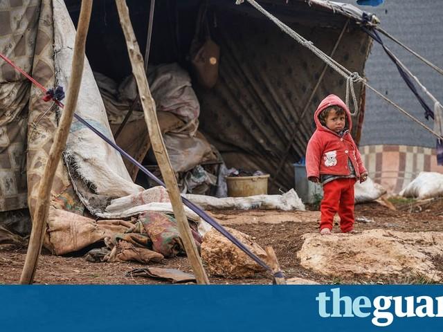 Assad crackdown on Idlib could trigger a refugee 'catastrophe'