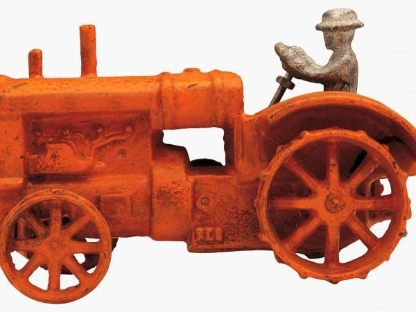 Antique and Vintage Toy Tractors