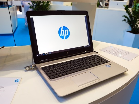 Your HP laptop may be harboring a secret keylogger in Synaptics touchpad drivers