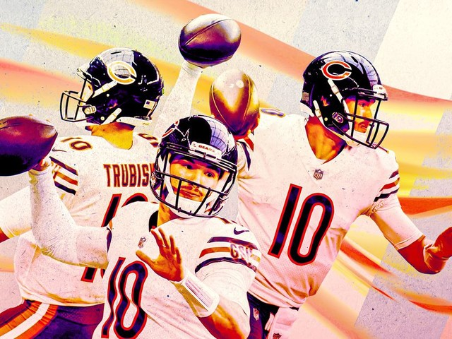If the Bears Re-sign Mitchell Trubisky, They'll Have No One to Blame But Themselves
